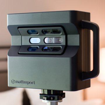propviz matterport 3d-camera